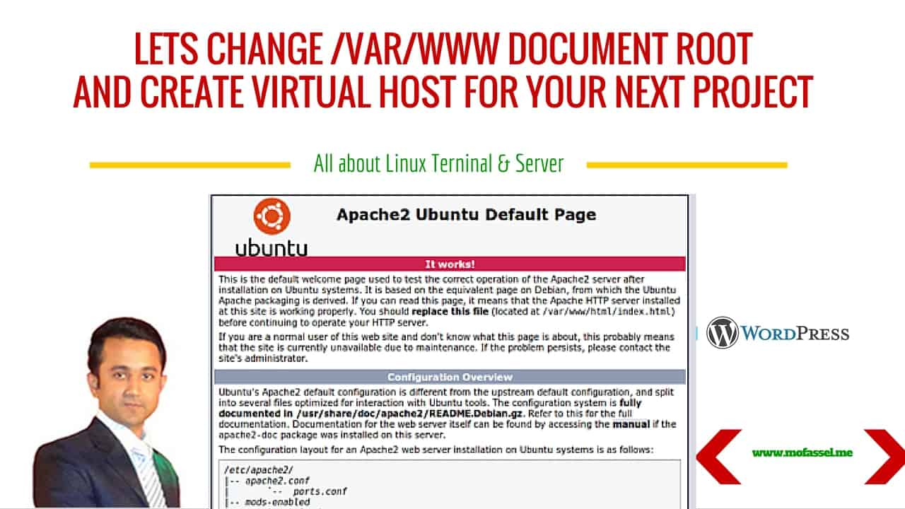 How to Change Server Document Root? | Virtualhost Creation | Linux Ubuntu